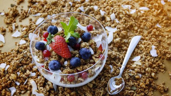 益生菌-優格-早餐麥片