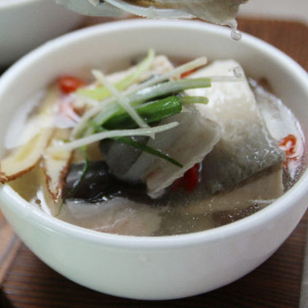 虱目魚湯-好喝-藥膳-食譜