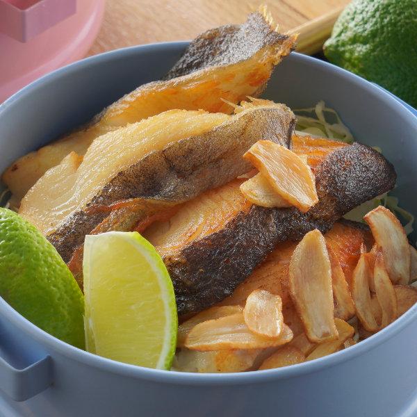 香煎扁鱈-大比目魚-料理-食譜