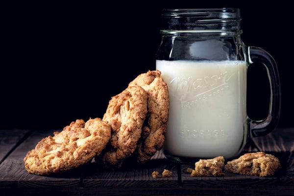 蛋白質消化吸收率-牛奶