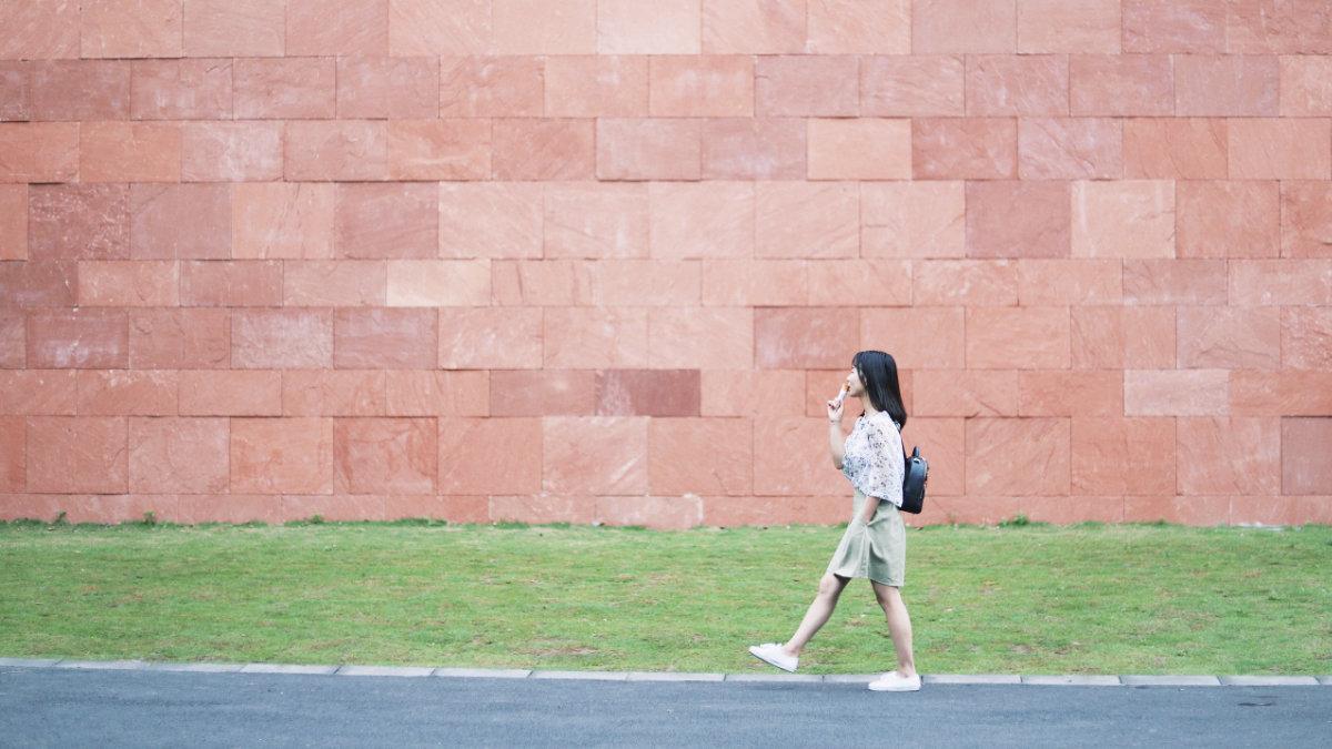 健康壽命-餘命-走路
