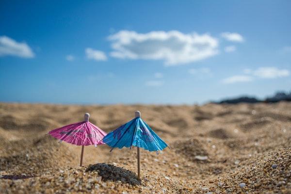中暑-熱痙攣-熱衰竭-陽傘