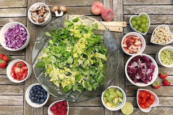 抗糖化-飲食-蔬菜水果-多彩