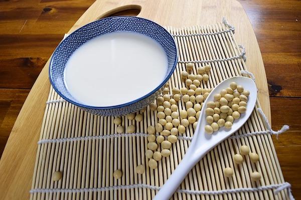 蒸大豆-皂素-豆漿