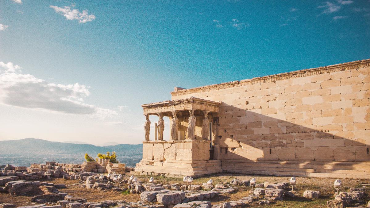 希臘雅典-地中海飲食的起源-典故-m