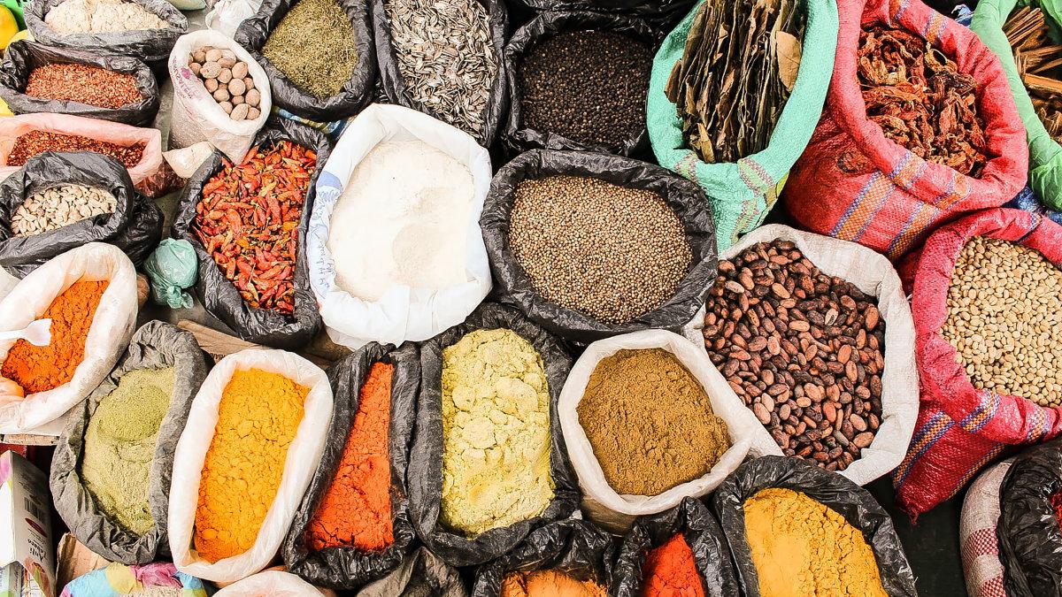 香辛料-spices