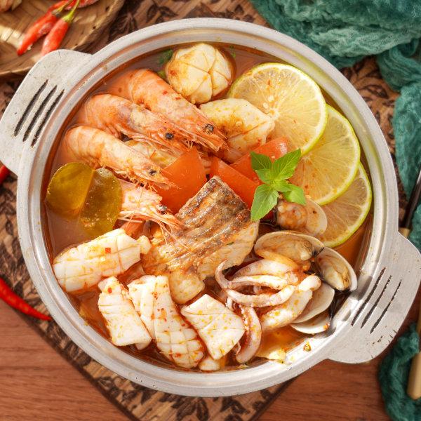 泰式海鮮鍋