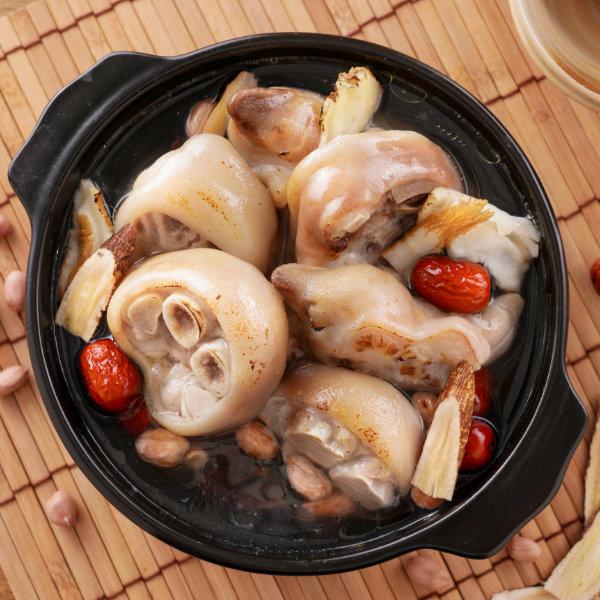 豬腳料理-歸耆花生燉豬腳