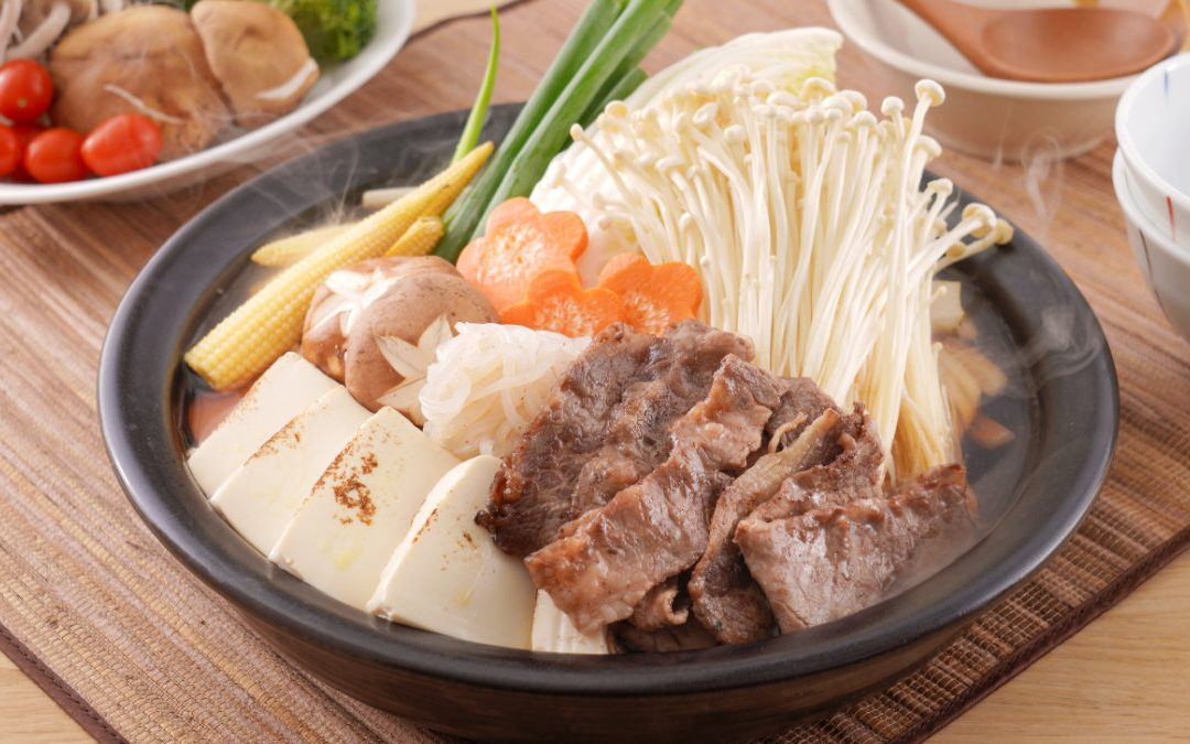 鍋底系列 壽喜燒
