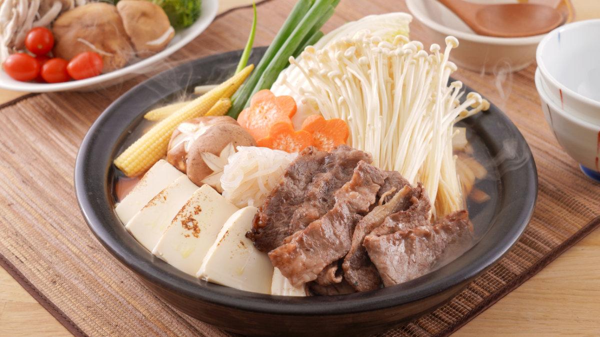 鍋底系列-壽喜燒