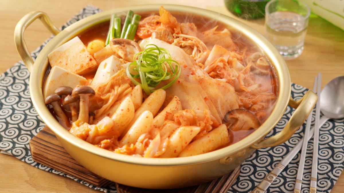鍋底系列-韓式泡菜鍋