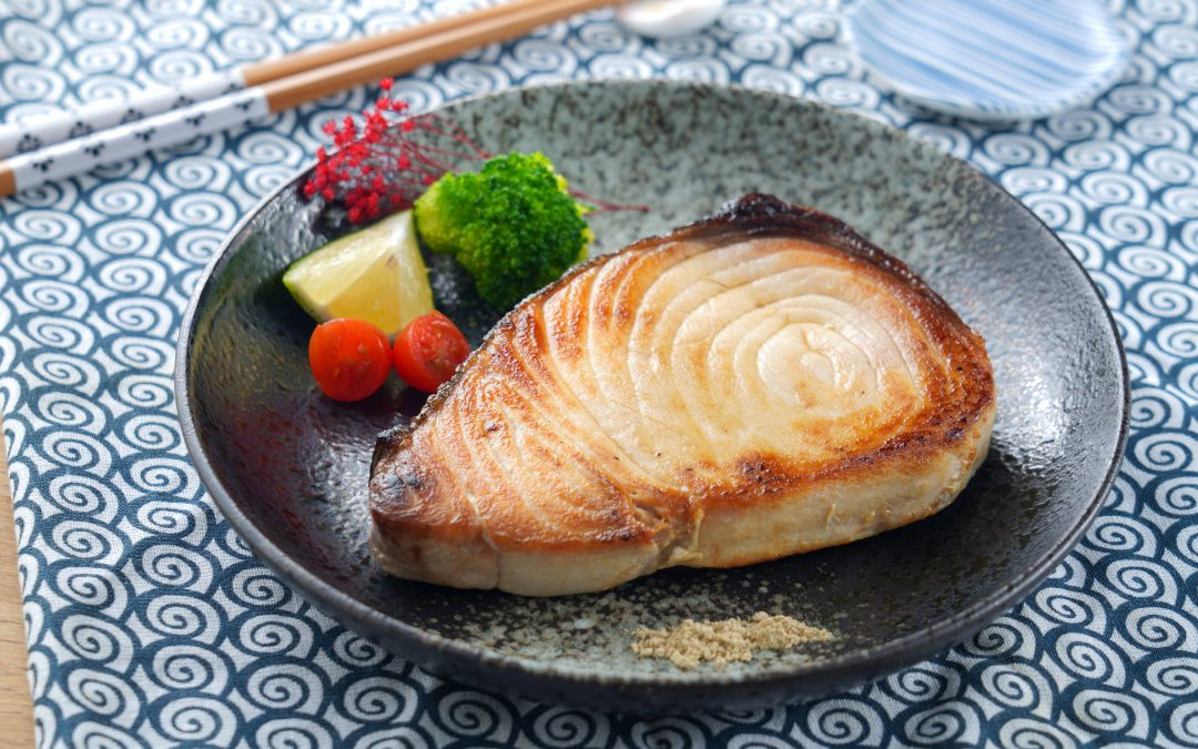 白旗魚料理 香煎白旗魚背肉排