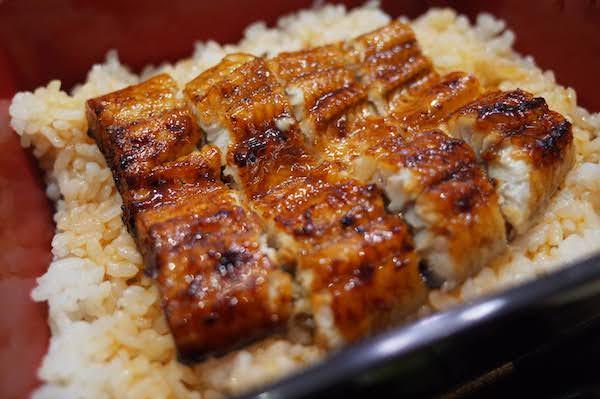 白燒鰻魚-蒲燒鰻重
