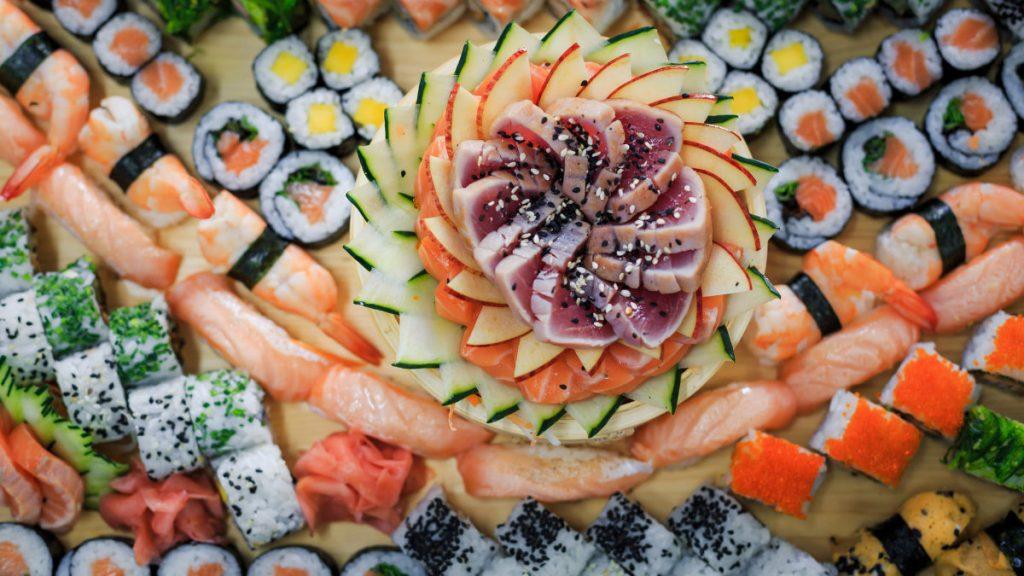 抗性澱粉-冷飯-壽司-血糖-體重控制