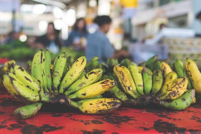 抗性澱粉-綠香蕉