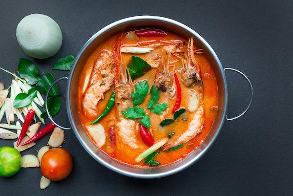 世界名湯-泰式酸辣湯-冬陰功湯