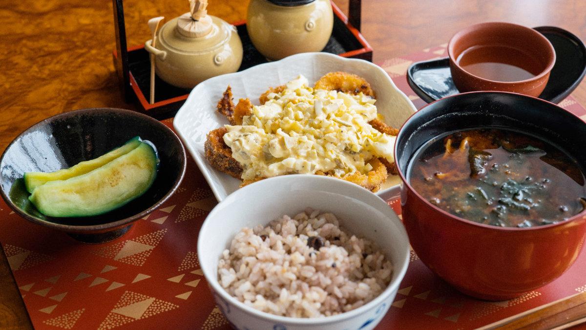 京丹後市-長壽-百歲食譜